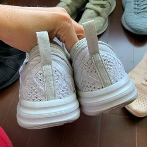 APL Shoes - Women's Techloom Phantom - Color: Steel